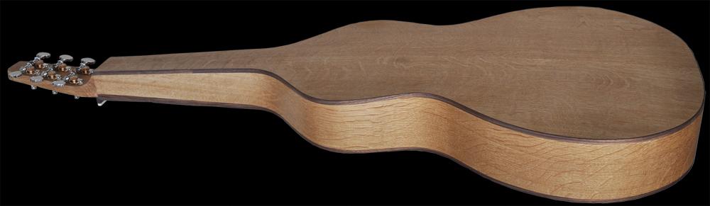 #102 weissenborn Dutch oakwood, side view