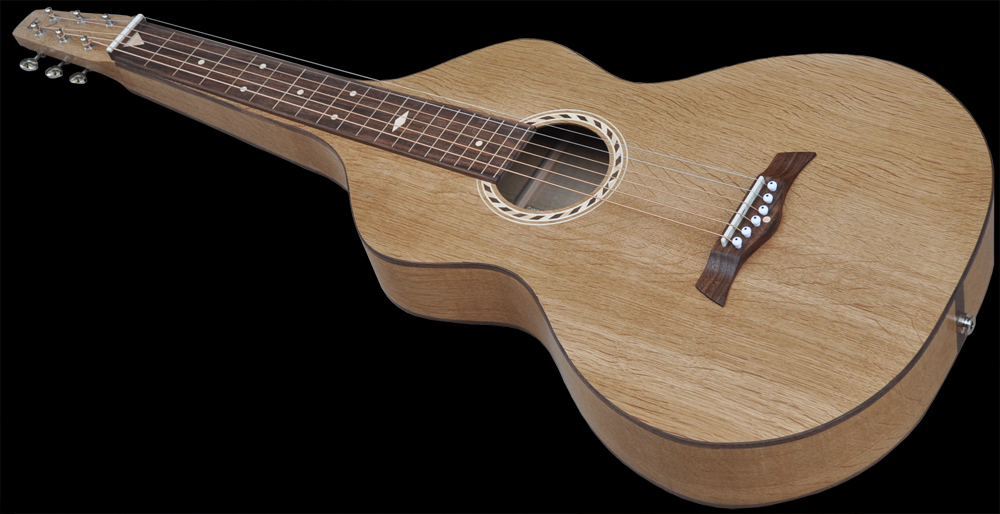 #102 weissenborn Dutch oakwood, angled
