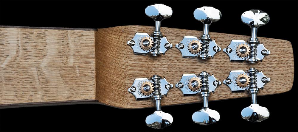 #102 weissenborn Dutch oakwood,Waverly tuners