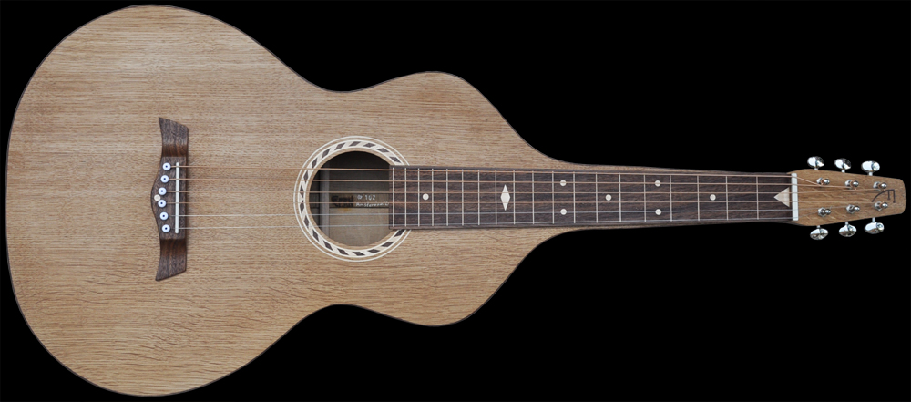 #29 weissenborn made from Dutch oakwood