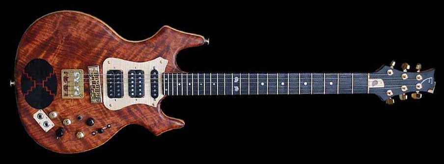 #17 flair electric guitar