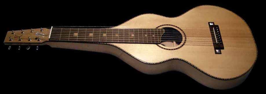 #29 weissenborn 8-string angled