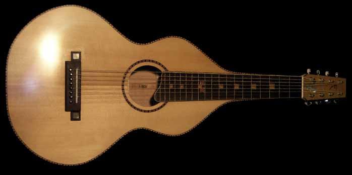 #29 weissenborn 8-string