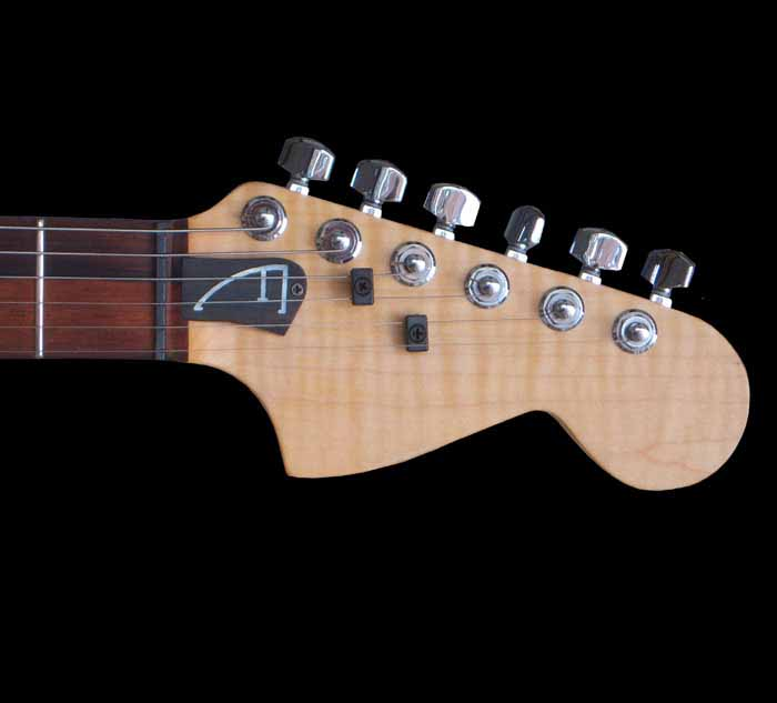 #39 stratocaster with p90 head