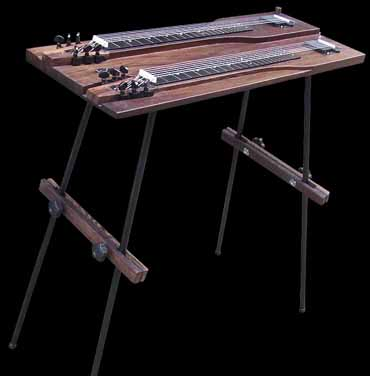 specifications of #55 console lap steel