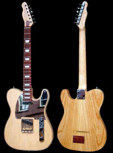 specifications of #57 telecaster with emg