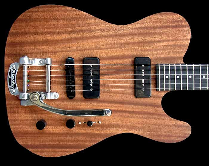 #75 classic junior with bigsby body