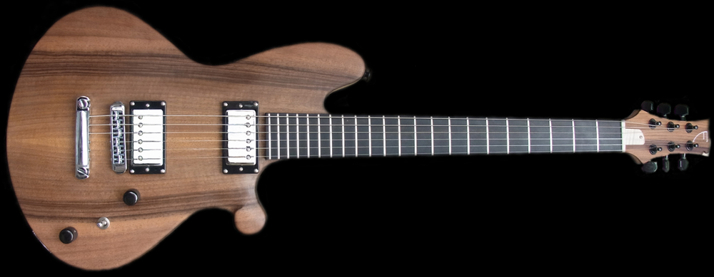 Custom-1 electric guitar