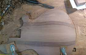 hand carved top part 6