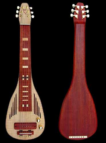 deco slide lap steel overview