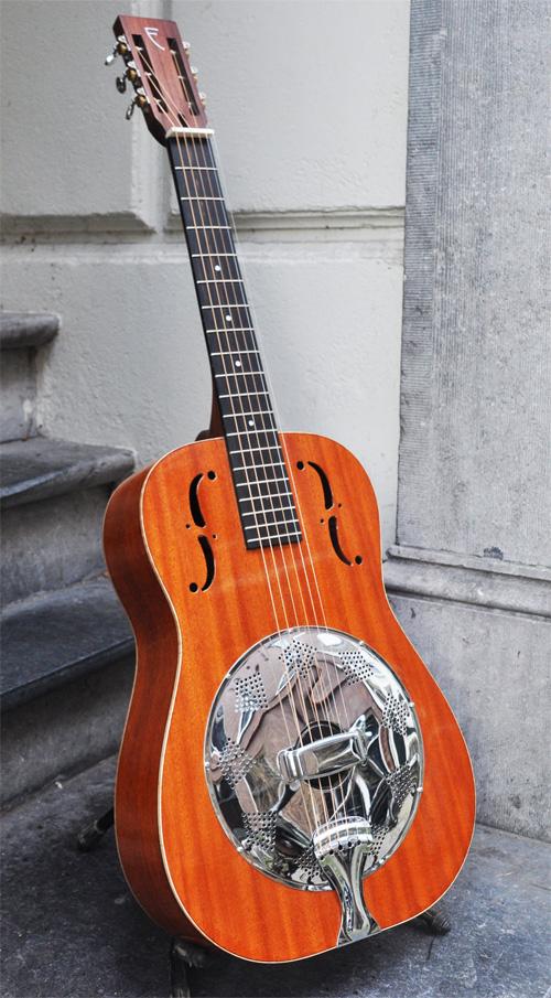 83: National Style Resonator guitar