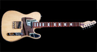 #57 telecaster with EMG pickups