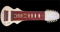 #79 13-string lap steel guitar with stringmaster pickups