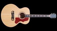 J-style steelstring acoustic guitar