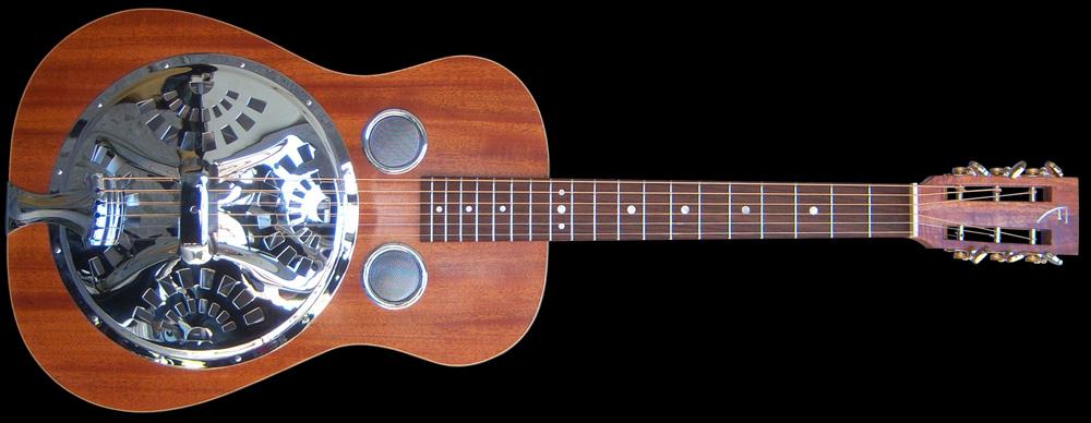 resonator style guitars