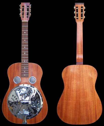 nvs resonator guitar overview