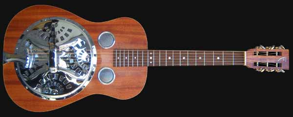 nvs resonator guitar