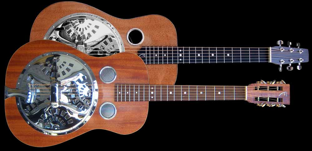 resonator style guitars