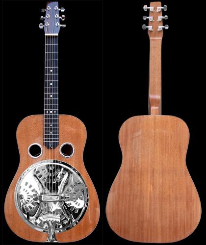 wrs resonator guitar overview