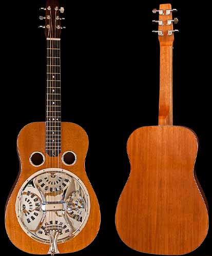 wrs resonator guitar overview