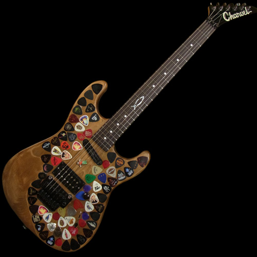 Charvel electric guitar