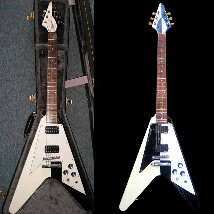 mickey the flying v with some changes