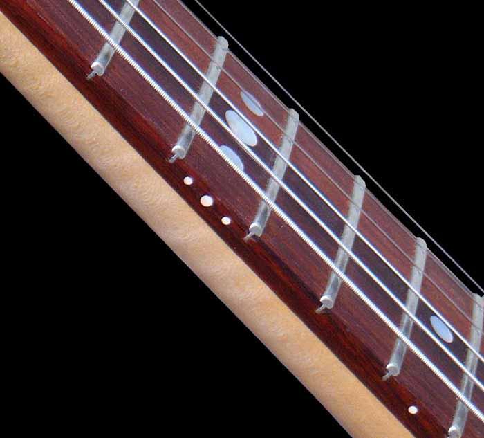 #39 stratocaster met p90 hals