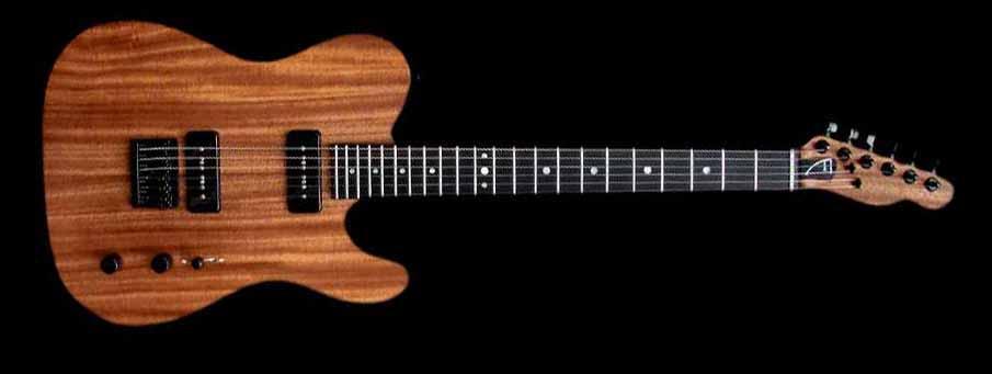 #54 classic junior elektrische gitaar