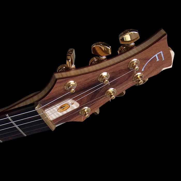 #64 psiliste elektrische gitaar kop