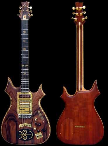 specificaties van #64 psiliste elektrische gitaar