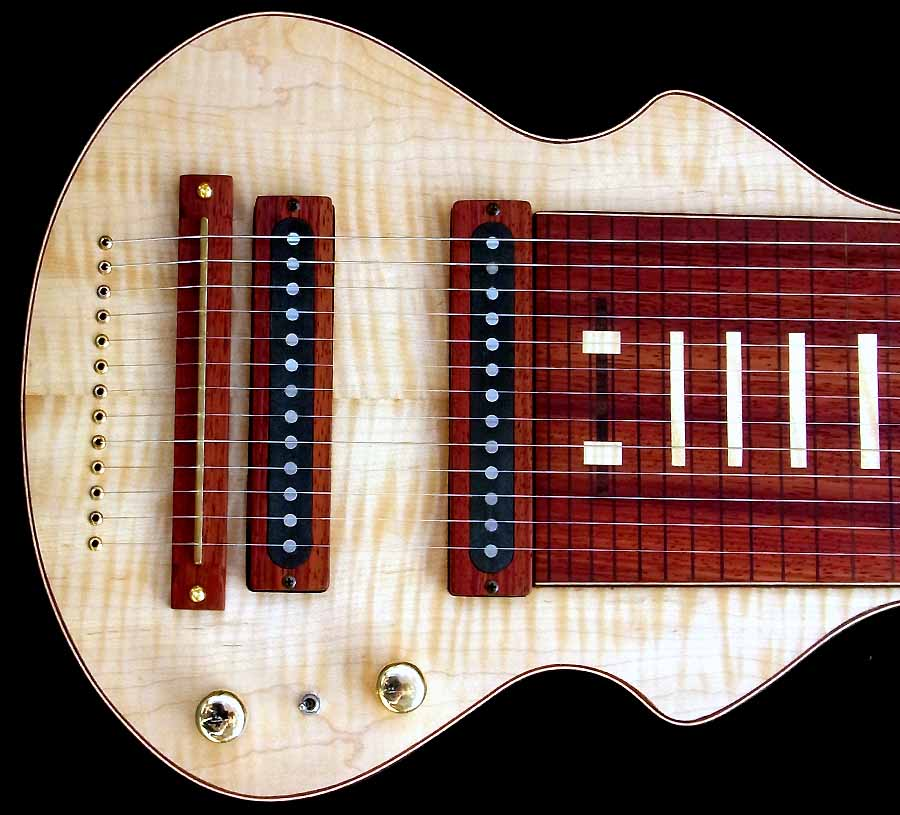 #79 lapsteel 13-snarig body