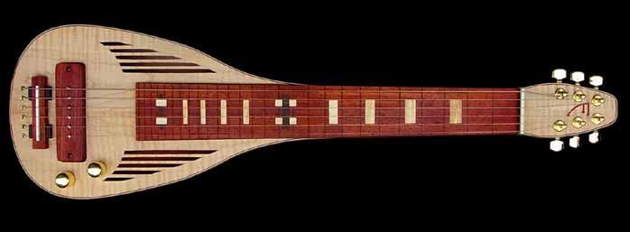 deco slide lapsteel gitaar