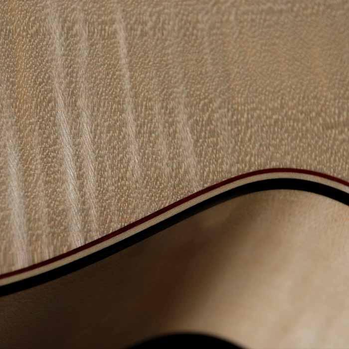 J-style akoestische gitaar binding