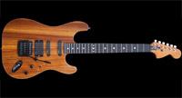 #41 Stratocaster met EMG en Kahler tremolo