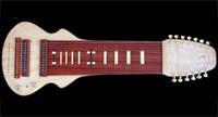 #79 13-snarige lapsteel gitaar met stringmaster pickups