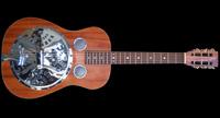 NVS Resonator style akoestische slide gitaar