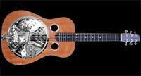 WRS Resonator style akoestische slide gitaar