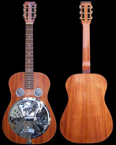 nvs resonator gitaar overzicht