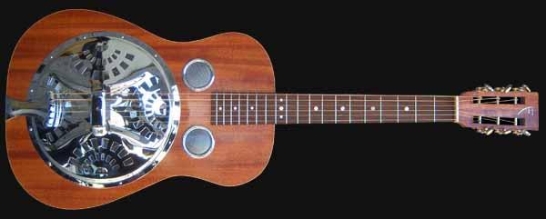 nvs resonator gitaar