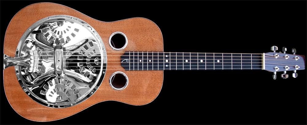 resonator style gitaren