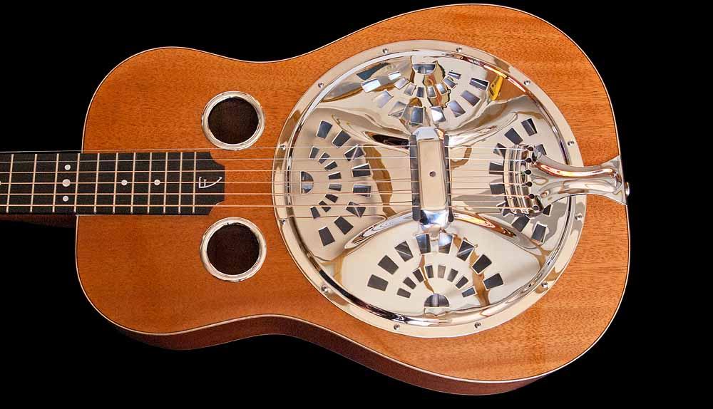 WRS Resonator gitaar body