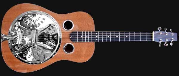 wrs-resonator gitaar
