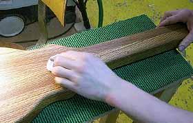hout polijsten