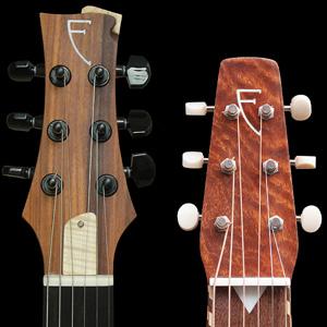 handgebouwde gitaren